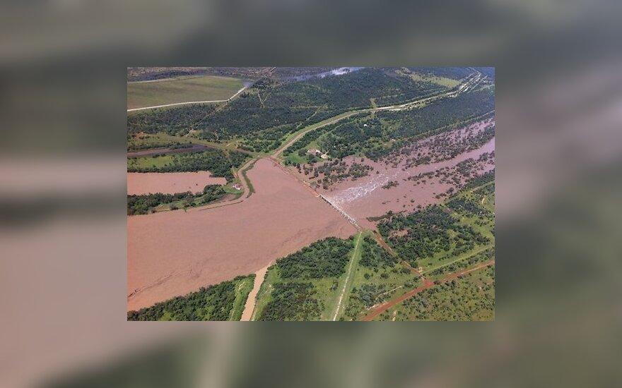 Три человека стали жертвами наводнения в Австралии