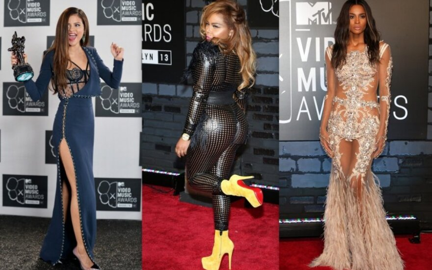 ФОТО: юбилейная церемония MTV Video Music Awards