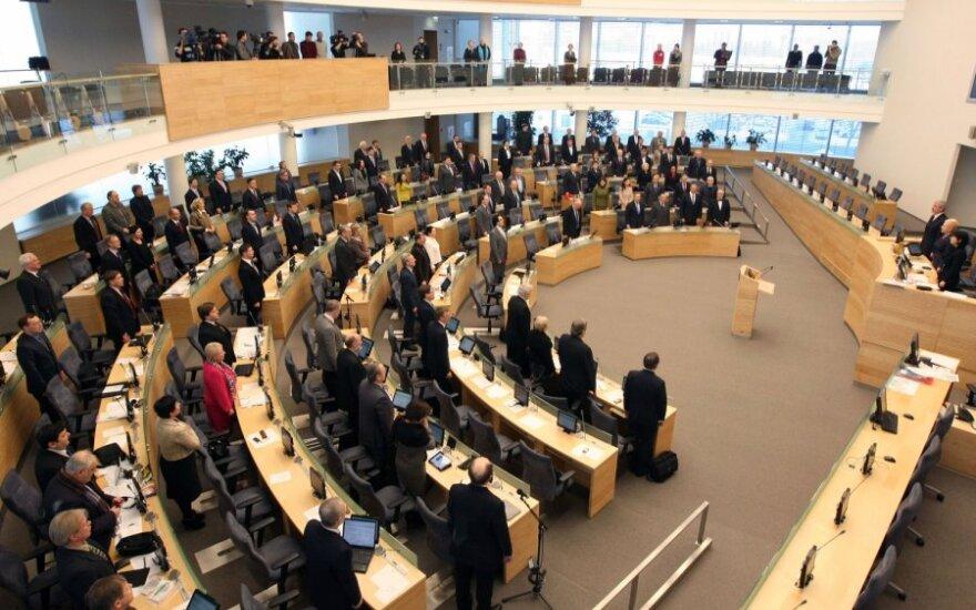 Формировать коалицию партиям социал-демократического толка доверили бы четверть литовцев