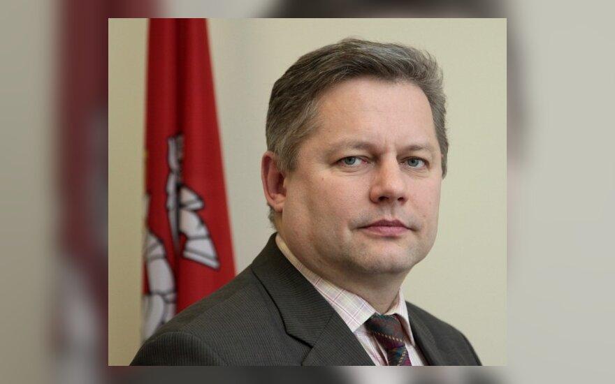 В Москве прошли литовско-российские политические консультации