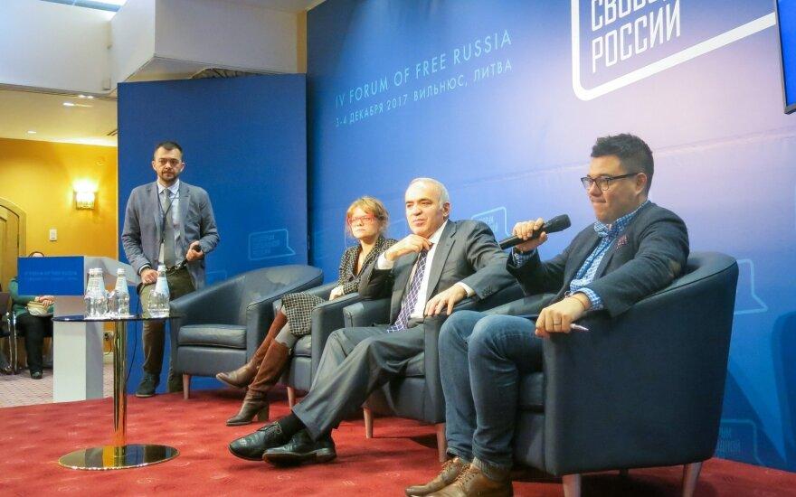 В столице Литвы пройдет пятый Форум свободной России