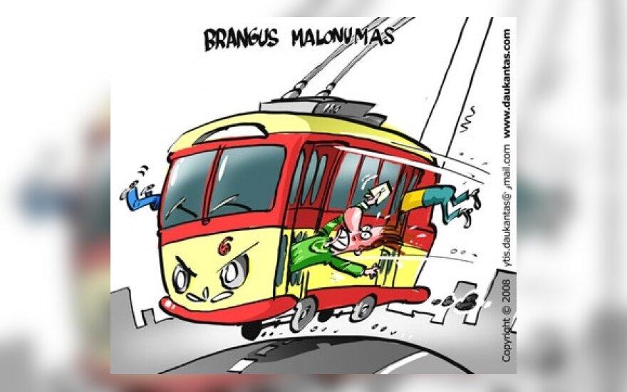 В Вильнюсе могут подорожать транспортные билеты
