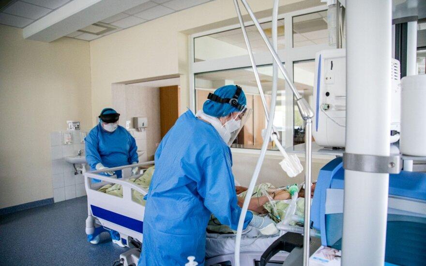 В Сантаришкской клинике не осталось свободных коек для больных COVID-19