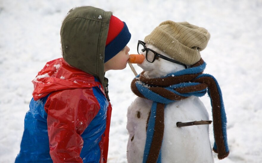 Погода: придется вспомнить, что такое настоящий мороз