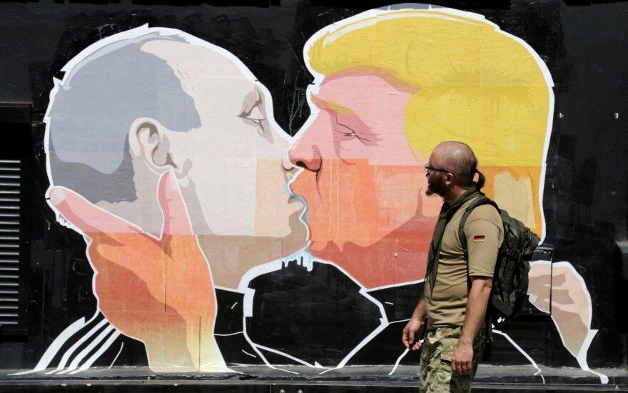 Путин ждет улучшения отношений с США при президенте Трампе