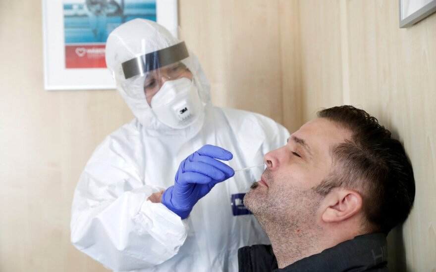 В Литве диагностировано 999 случаев коронавируса, скончались 4 человека