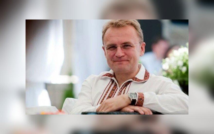 Мэр Львова: мы хотим быть открытым европейским городом