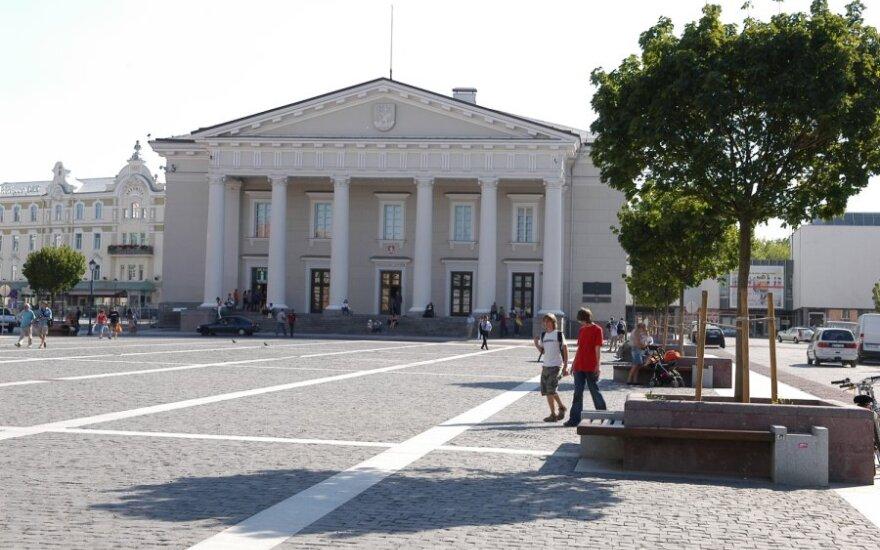 Задержан португалец, который справлял нужду на Ратушной площади