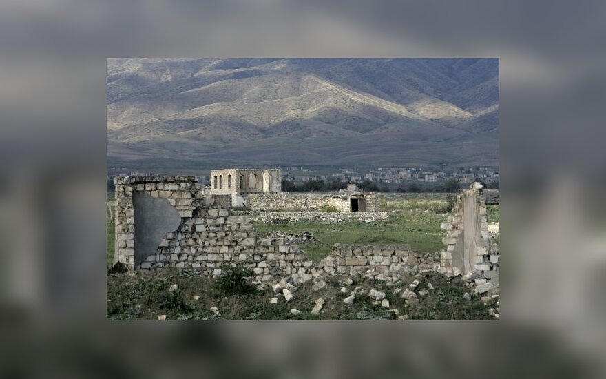 Армения признает Нагорный Карабах, если Азербайджан применит силу