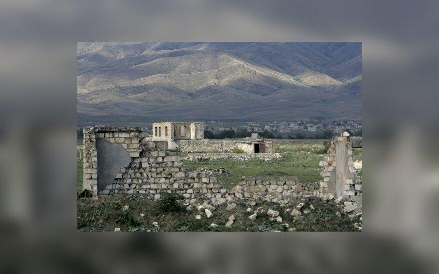 Власти Карабаха переименовали Агдам