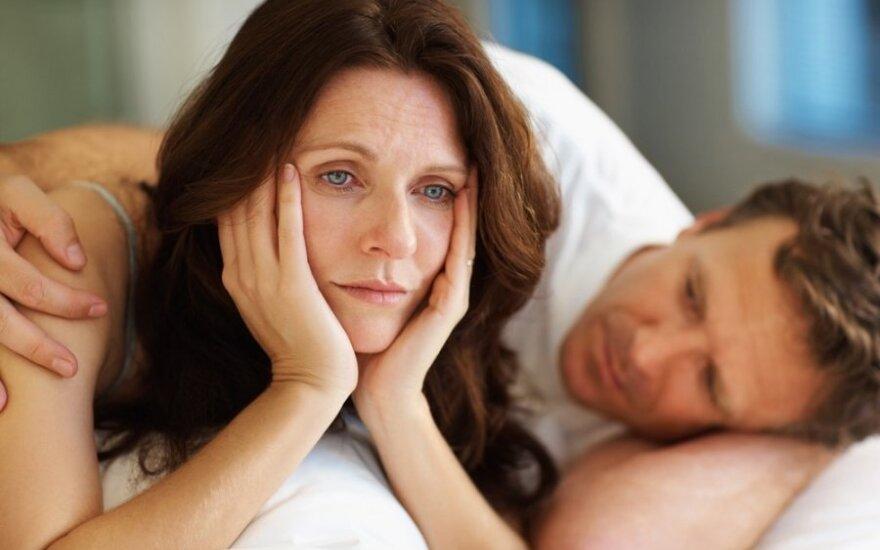 Ученые: проблемы в постели от партнера скрыть невозможно
