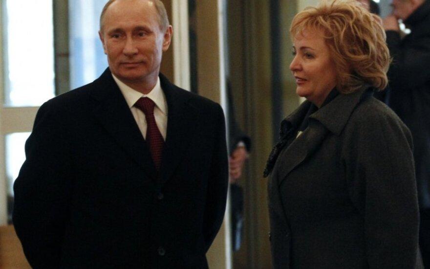 Putin postanowił wydać za mąż byłą żonę