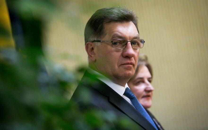 Буткявичюс считает, что Вильнюс должен быть частью Rail Baltica