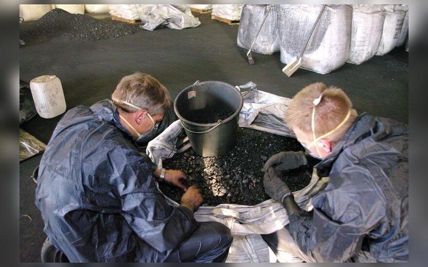 Kokainas iš Kolumbijos į Lietuvą buvo gabenamas anglyse