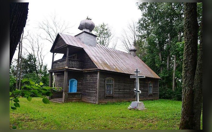Древнейшая старообрядческая церковь Литвы пострадала от шквала - RU.DELFI