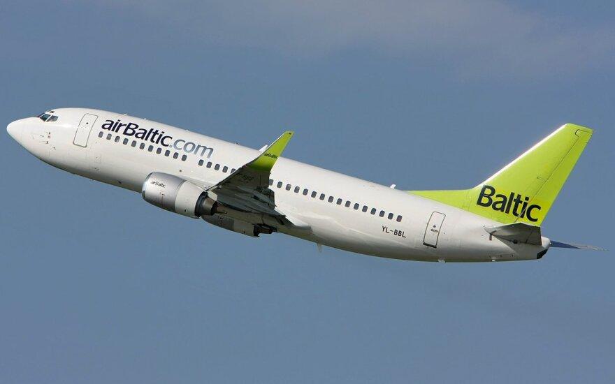 Air Baltic возобновляет полеты в Таллин