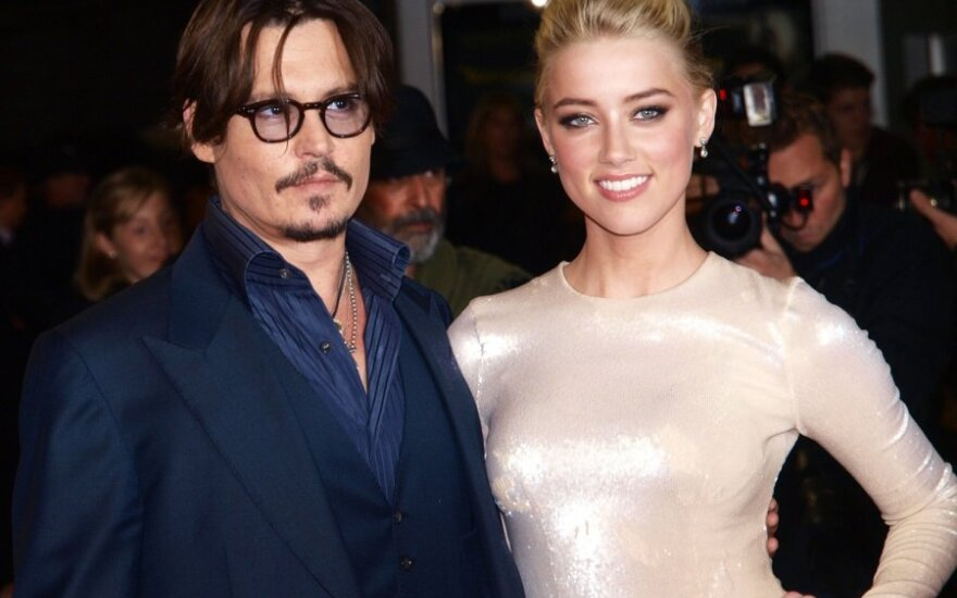 Johnny Depp porzucony