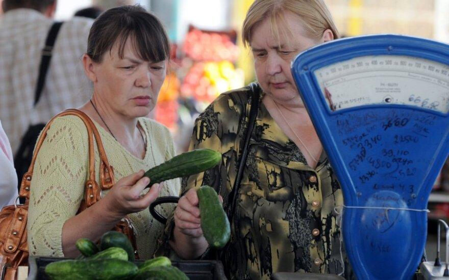 Pirkėjai Baltarusijoje