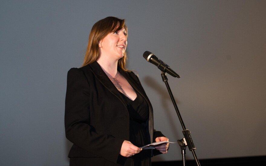 Jungtinės Karalystės ambasadorė Lietuvoje Claire Lawrence