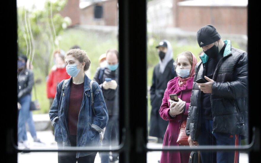 Число умерших от коронавируса в России приблизилось к 6 тысячам человек