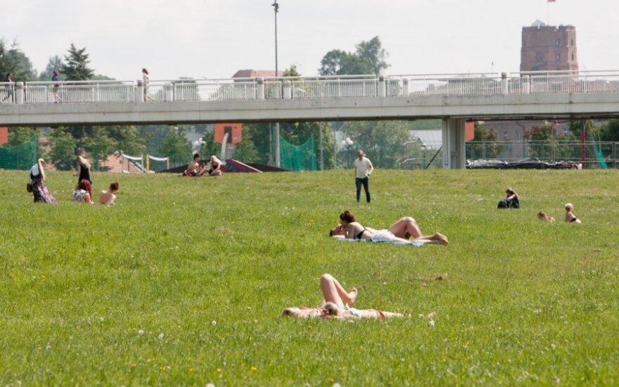 Vasariškas Vilnius