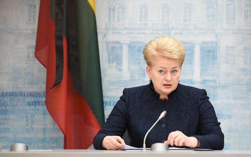 Президент Литвы: мы надеемся, что роль Германии будет расти