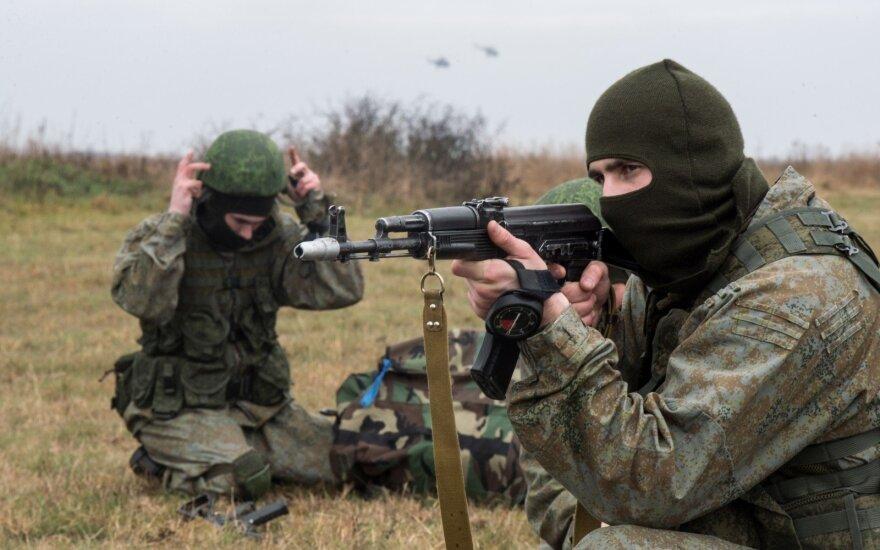 Rusų kariai