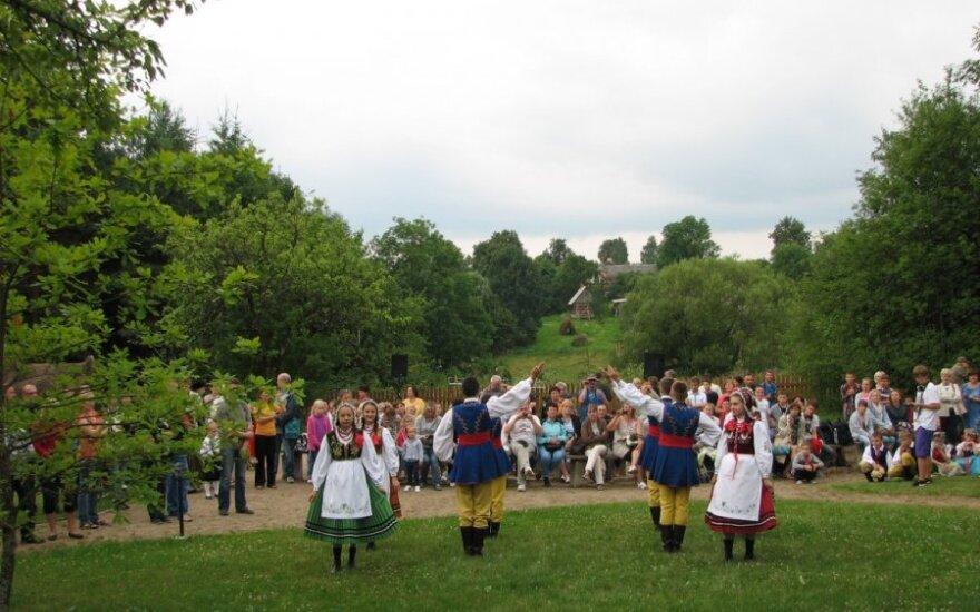 603. rocznica Bitwy pod Grunwaldem na Borejkowszczyźnie
