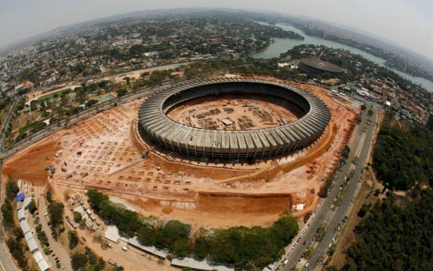 FIFA obiecuje tanie bilety na Mistrzostwa Świata w Brazylii