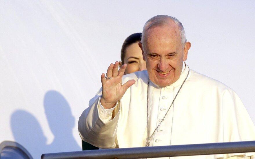 Папа римский Франциск причислил к лику святых шведку, спасавшую евреев