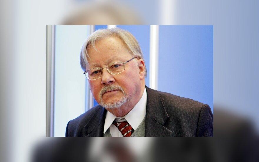 Ландсбергис раскритиковал коллег за недостаточную борьбу с коррупцией