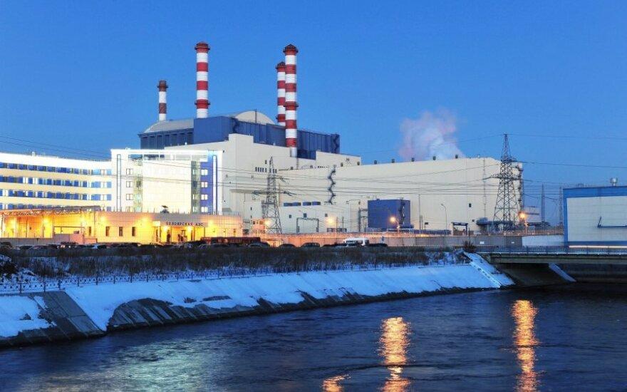 Латвия сможет импортировать электроэнергию из Калининграда после запуска АЭС