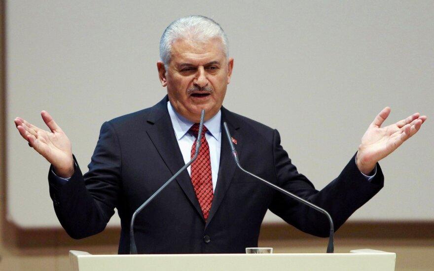 Турция обвиняет США в поддержке террористов