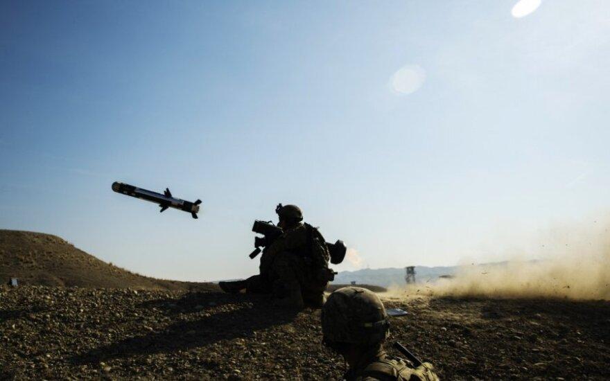 Литва за американские противотанковые ракеты заплатила дороже, чем Эстония
