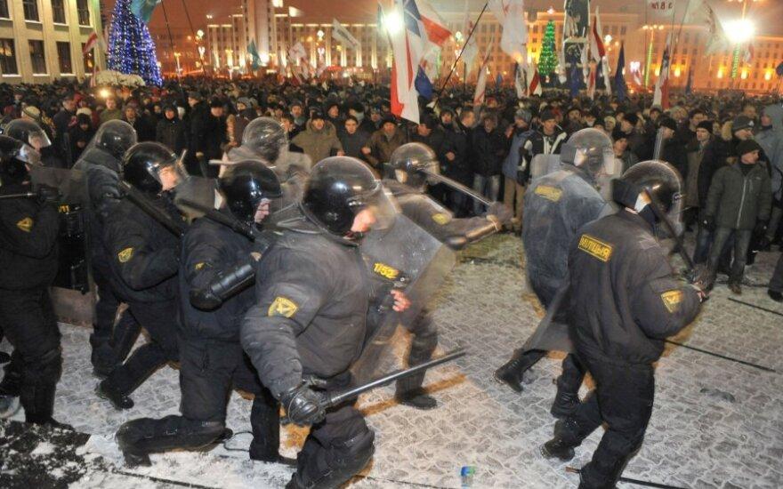 Бундестаг расследует тренировки белорусского ОМОНа в Германии