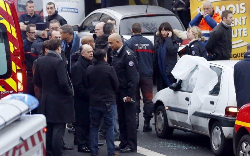 Франция: траур, стрельба в Париже и нападения на мечети