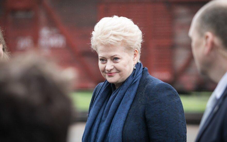 Президент Литвы накануне визита в Харьков: это город силы украинцев