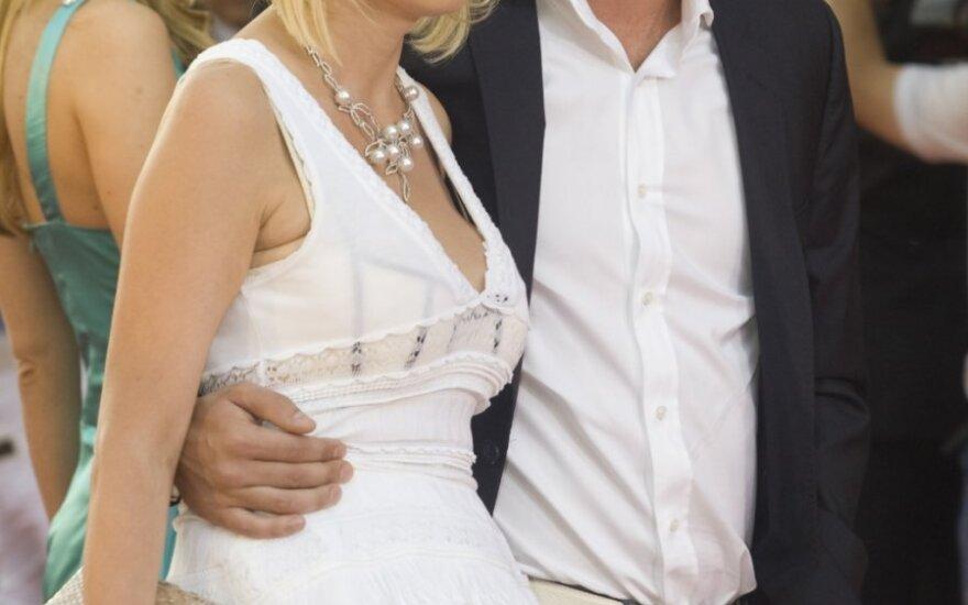 Рудковская пожелала удачи бывшему мужу, вышедшему из тюрьмы