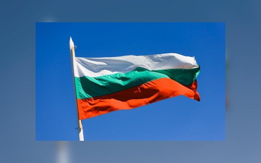 Bulgarijos vėliava