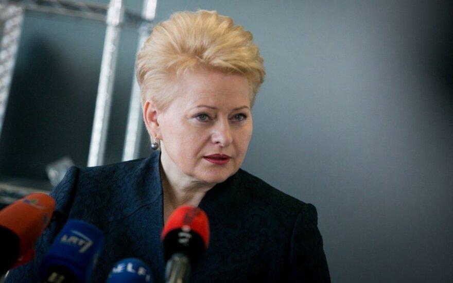Президент Литвы: у России нет своего лица