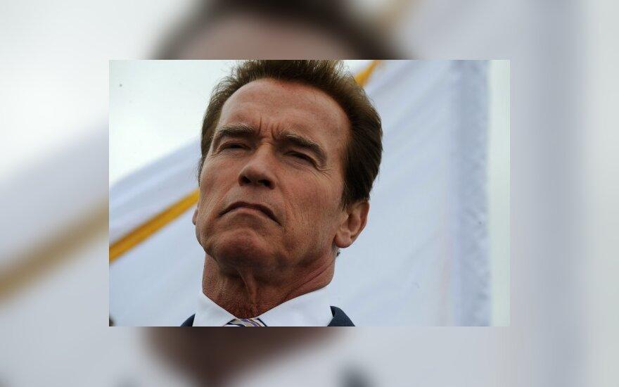 Шварценеггер покидает пост губернатора Калифорнии