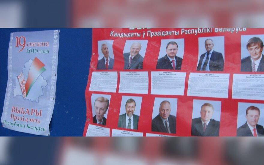 У экс-кандидата в президенты Беларуси забрали паспорт