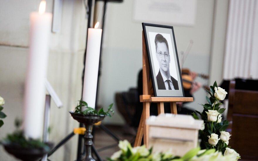 В Вильнюсе прощаются с Пожелой