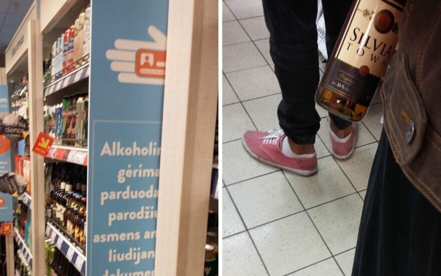 Журналистский эксперимент: алкоголь сегодня можно было купить и без документа