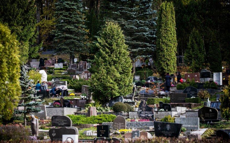 На Рокантишкском кладбище обнаружен нелегальный колумбарий