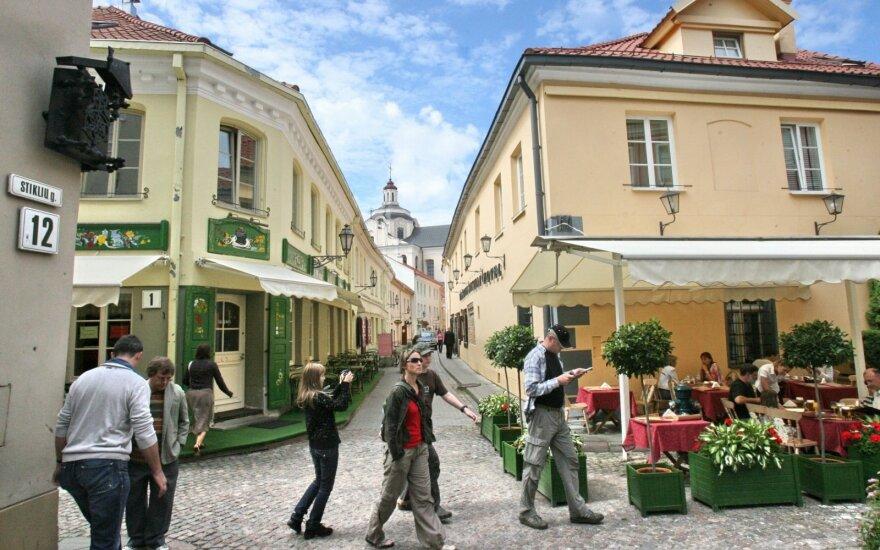 Литовские гостиницы в этом году обслужили на 11,3% больше гостей