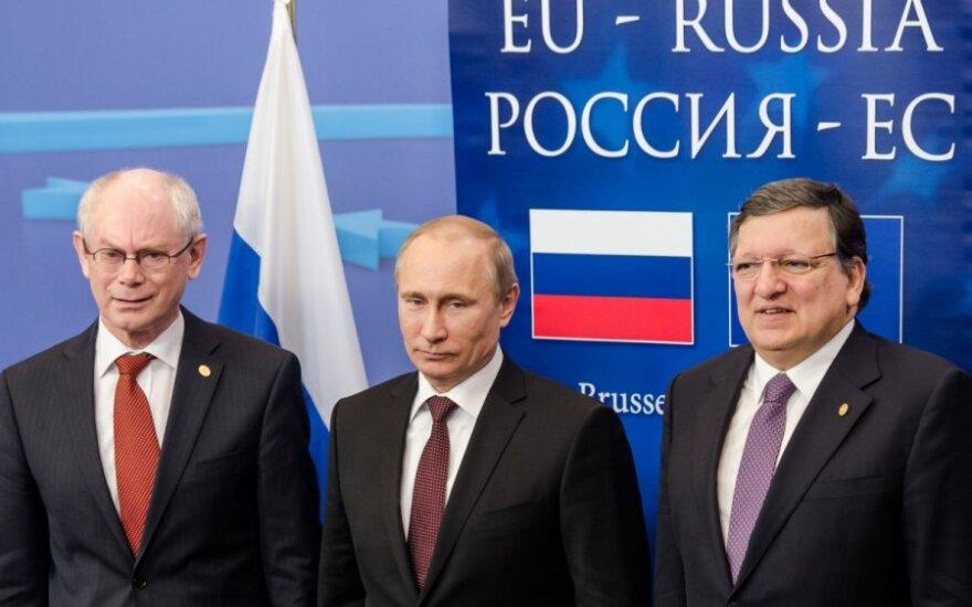 Moskwa – Bruksela: Sprzeczności sprzyjają dialogowi