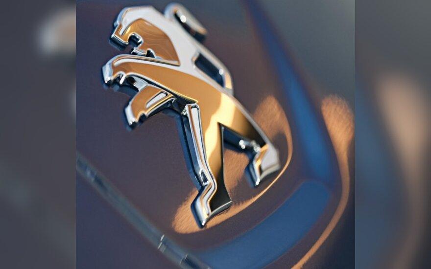 Концепт Peugeot HR1 удивил в Париже публику