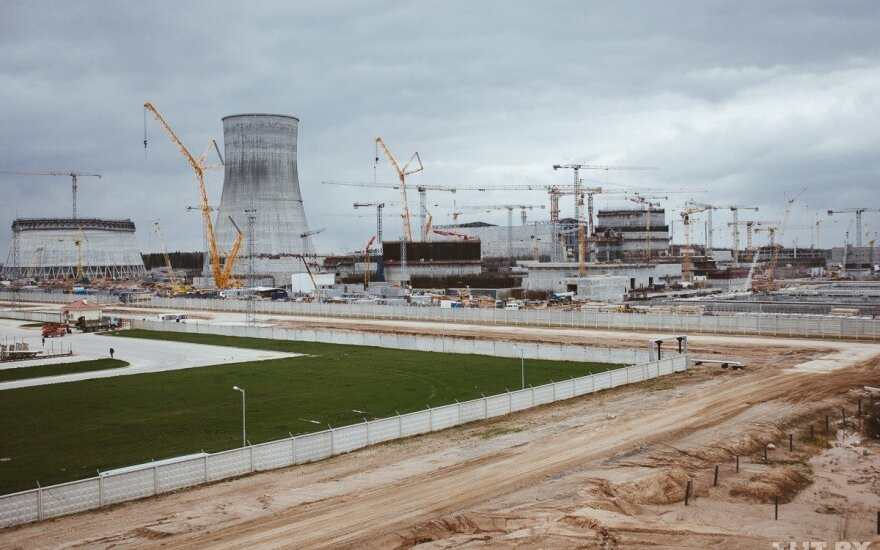 Литва предлагает остановить строительство АЭС в Островце до проведения стресс-тестов
