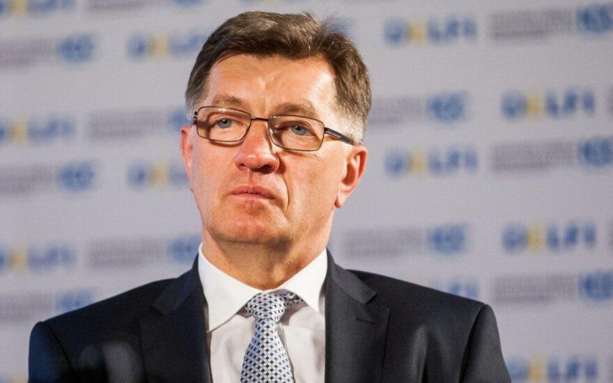 Буткявичюс: Некоторым вице-министрам не хватает компетентности